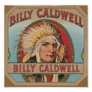 Billy Caldwell Print