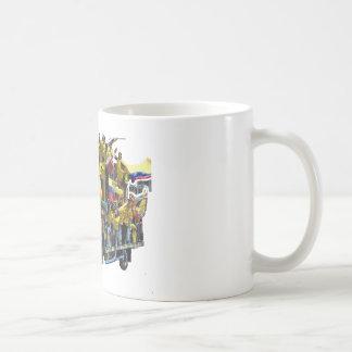 Billy goat mug