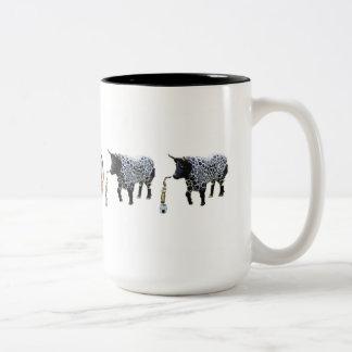 """""""Billy Jazzy Ox"""" 15 oz mug"""