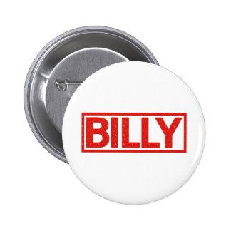 Billy Stamp Pins