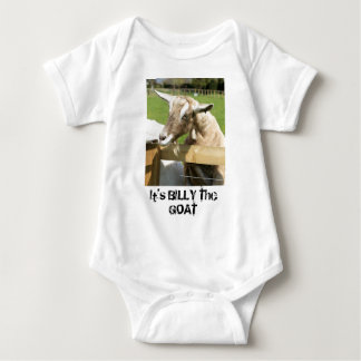 Billy the Goat Infant's Clothing Baby Bodysuit