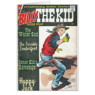 Billy the Kid Card