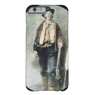 Billy the Kid (coloured engraving) Barely There iPhone 6 Case
