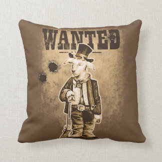 Billy the Kid Cushion