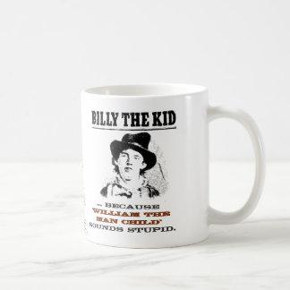 Billy the Kid Funny Coffee Mug