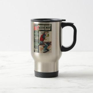 Billy the Kid Stainless Steel Travel Mug