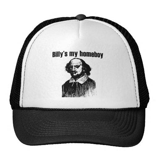 Billy's My Homeboy Trucker Hat