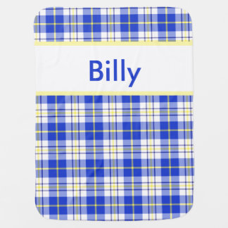 Billy's Personalized Blanket Baby Blankets