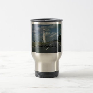 Biloxi Lighthouse Travel Mug
