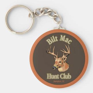 Bilt Mac Hunt Club Keychain