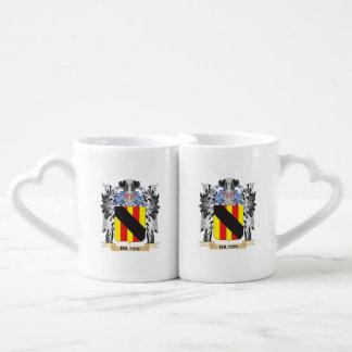 Bilton Coat of Arms - Family Crest Lovers Mug