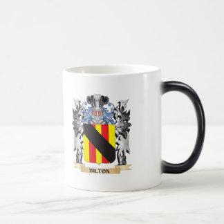 Bilton Coat of Arms - Family Crest Morphing Mug