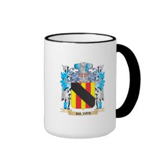 Bilton Coat of Arms Ringer Mug