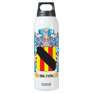 Bilton Coat of Arms 16 Oz Insulated SIGG Thermos Water Bottle