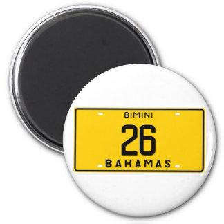 Bimini87 Refrigerator Magnet
