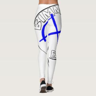 """""""Bimmer Baby"""" Ladies - Track Fashion Leggings"""