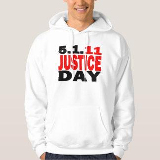 Bin Laden Dead - Justice Day May 1, 2011 Hoody