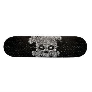Binary 21.3 Cm Mini Skateboard Deck