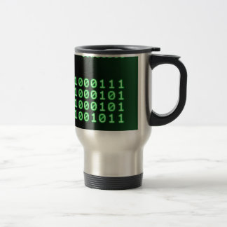 Binary code for GEEK Mugs