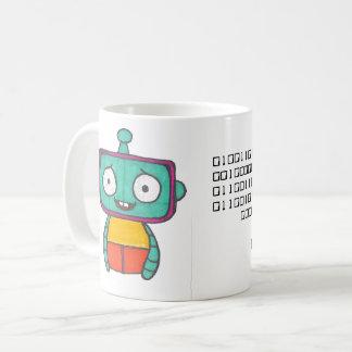 Binary Coffee Mug - Mmm, Coffee