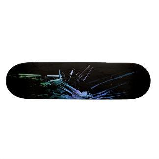 Binary Growth 02 Skate Deck