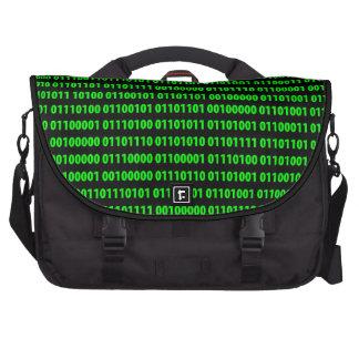 Binary Bag For Laptop