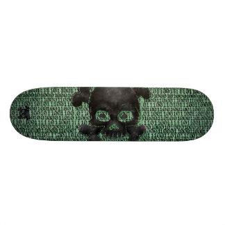 Binary Matrix Type2 Customizable Skate Boards