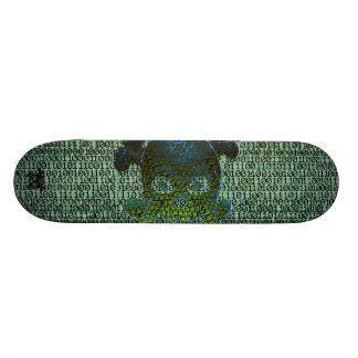 Binary Matrix Type2 Customizable Skate Decks