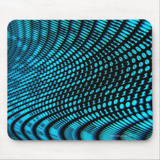 Binary Numbers Mouse Pad