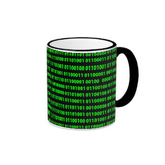 Binary Ringer Mug