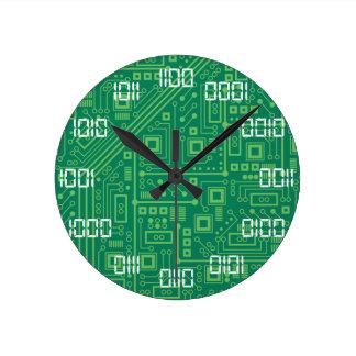 Binary Time Clock