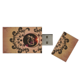 Bind To Wood USB 2.0 Flash Drive