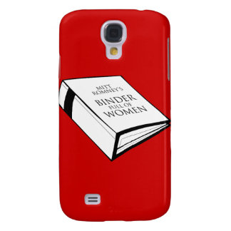 BINDER FULL OF WOMEN SAMSUNG GALAXY S4 COVER