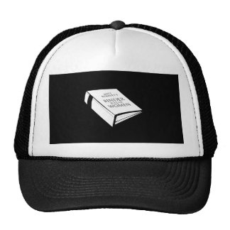 BINDER FULL OF WOMEN COSTUME CAP