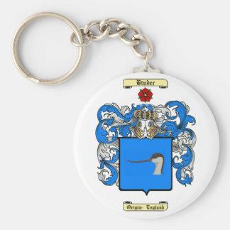 Binder Keychains