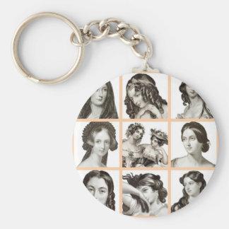 Binder of Women - Key Chain