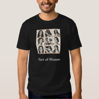 """""""Binder of Women"""" - Tees"""