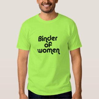 Binder of Women Tshirt