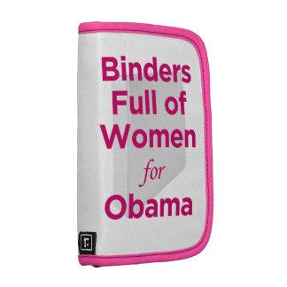 Binders Full of Women for Obama Planner