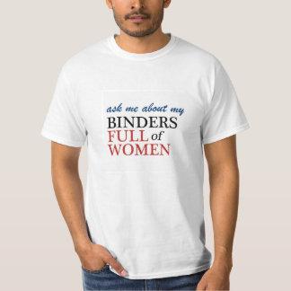 Binders Full of Women - Men's Tshirt