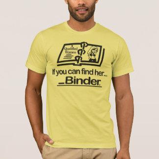 Binders Full of Women T-Shirt
