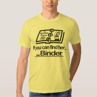 Binders Full of Women Tshirt