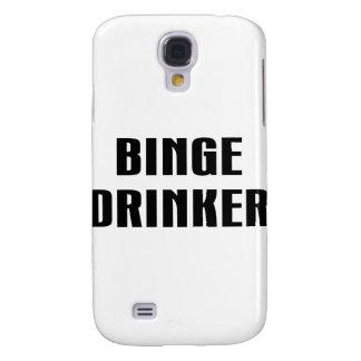 Binge Drinker Samsung Galaxy S4 Covers
