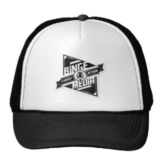 Binge Media Trucker Hat