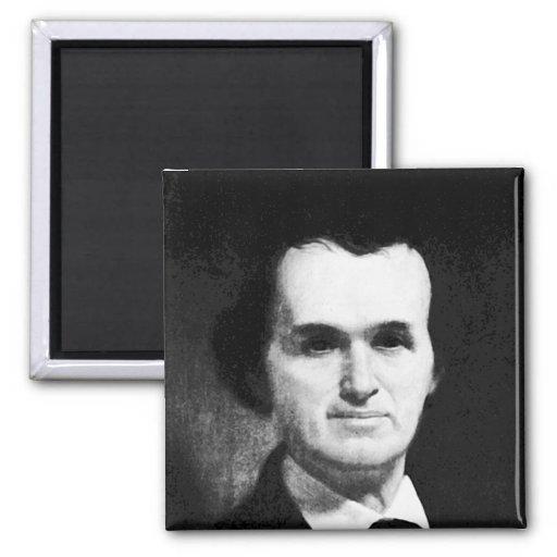 Bingham ~ George Caleb / Painter Fridge Magnet
