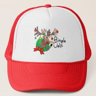 BINGLE JELLS by SHARON SHARPE Trucker Hat