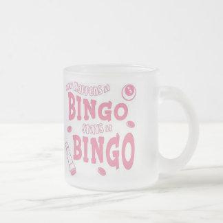 Bingo 2 Gift Mug