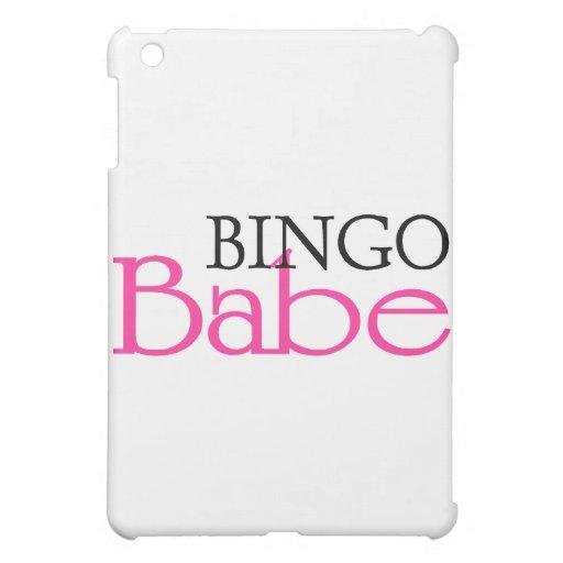 Bingo Babe iPad Mini Cases