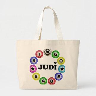 Bingo Babe Judi Tote Bag