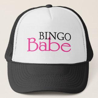 Bingo Babe Trucker Hat